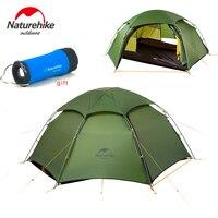 Новинка! NatureHike облако пик Палатка Сверхлегкий два человека Кемпинг пеший Туризм Открытый Палатка NH17K240 Y
