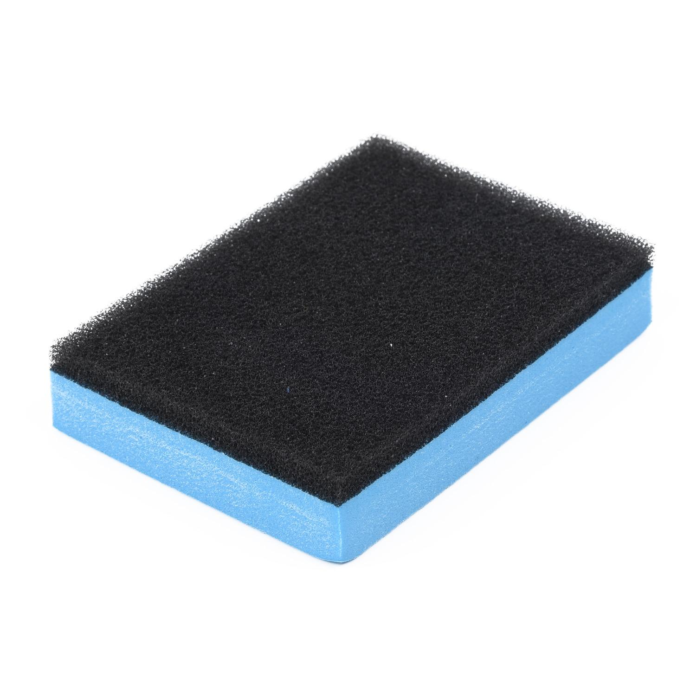 Автомобильная очистка керамическое покрытие EVA губка стекло воск пальто подушечка-аппликатор для автомобиля воск, автомобильные полировочные губки 7,5*5*1,5 см