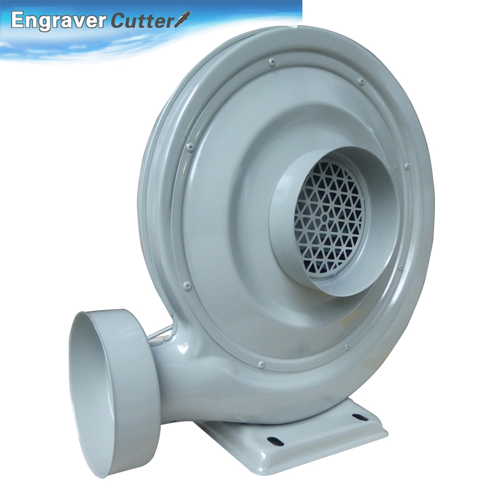 Exhaust Dust And Smoke Blower Fan For Laser Engraving And