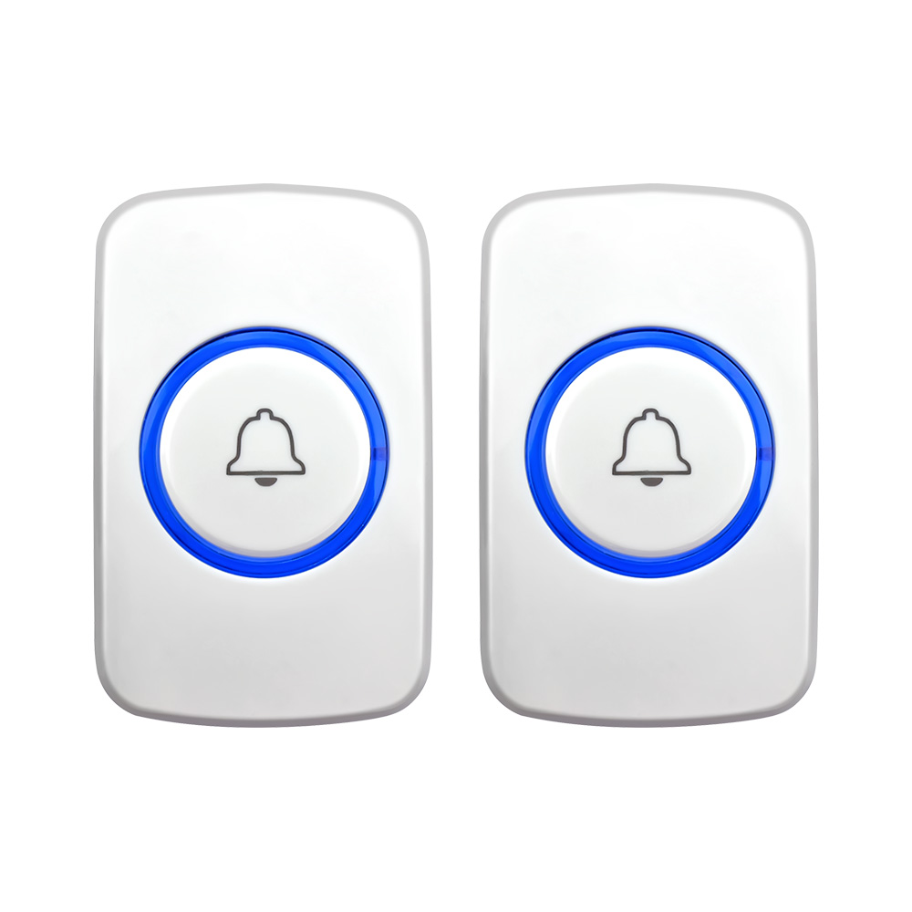 433Mhz Wireless Panic SOS Button Wireless Doorbell Emergency Button For Home Alarm System Security Emergency Call Door Bell