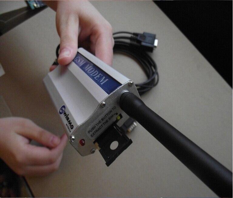 GSM Modem Q2406B wireless industrial gsm gprs wavecom modem