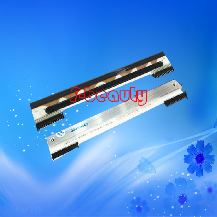 High quality New original Print head Printhead Compatible For zebra 888TT TLP2844 GK888T printhead  thermal head free shipping киянка резиновая белая