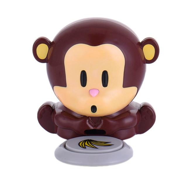 Lindo Mono Secador de Uñas Mini Golpe Rápido Para Esmalte de Uñas de ...