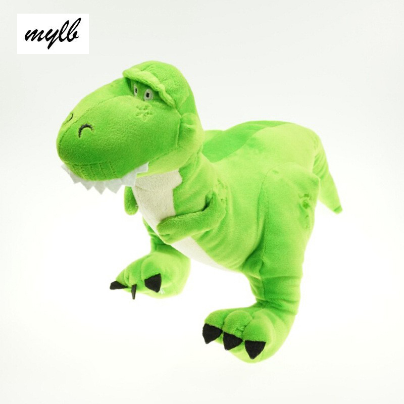 Mylb New Plush Toy Story Rex Dinosaur Soft And Stuffed Animal Toys