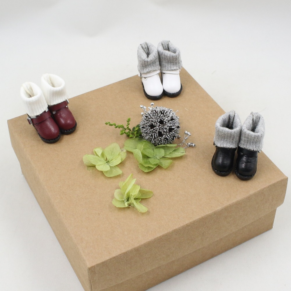 Neo Blythe Doll Cozy Boots 2