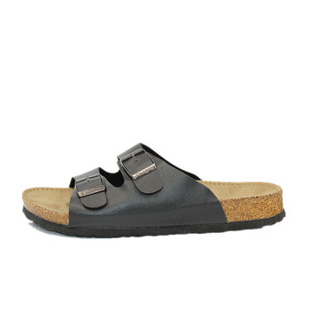 DAGNINO Men Summer Beach Shoes Leisure Cork Slippers Fashion Couple Flip Flops Comfortable Footwear Unisex Plus Size 35-46 A3 1