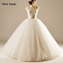 HIRE LNYER Najowpjg 2019 Special Matrimonio Wedding Dresses