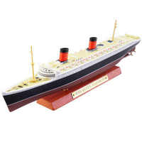1/1250 Scale Diecast Model Ships Simulation Alloy Titanic Luxury Cruise Modelling Static Modelling Static Collecting Gifts