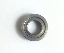 Free shipping Flange Cup and Bearing MF74ZZ ,Size 4 * 7 * 2.5 for Robot Smart Tank Car Chassis Bracket Parts DIY RC Toy