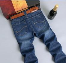 CONNER LEE fashion jeans men high quality skinny jeans cotton pantalones straight jean jeans pantalones vaqueros hombre 6168