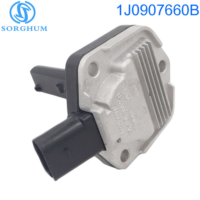 1J0907660B Oil Level Sensor For VW Passat B5 Jetta Bora Golf MK4 Oil pressure sensor Fits AUDI A4 A6 SKODA SEAT 1J0-907-660-B