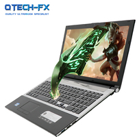 15.6 i7 Gaming Laptop 8GB RAM+64GB/120GB/240GB SSD+750GB HDD Metal WIFI Student Business Arabic Russian Spain German Keyboard