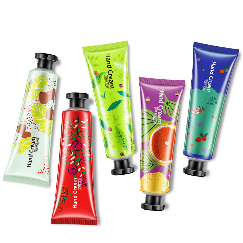30g Fruit Fragrance Nourish Hand Cream Moisture Nourishing Hand Cream Skin Care Nourishing Lotion Oil Control For Women TSLM2