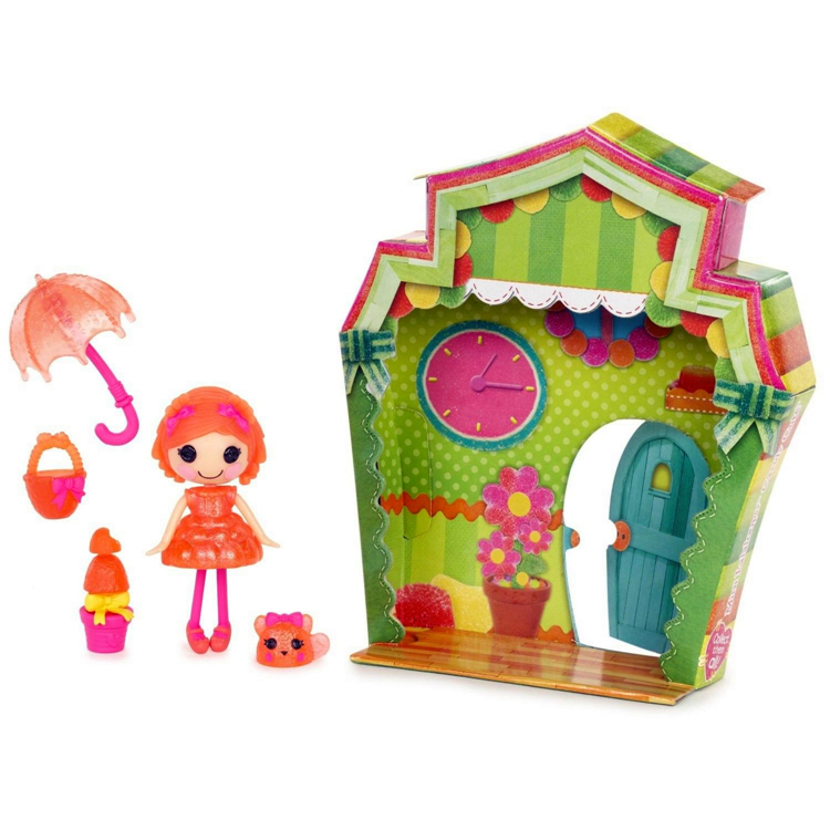 Boxed Mini Lalaloopsy Girls Doll Simulation Doll House Furniture Girls Play  House Scene Toys  In Furniture Toys From Toys U0026 Hobbies On Aliexpress.com  ...