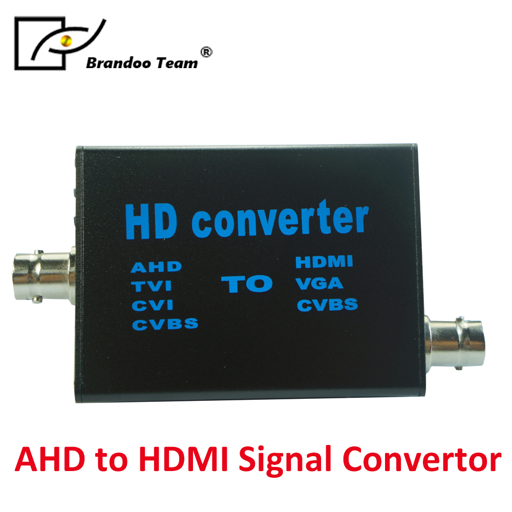 720P 1080P HD AHD CVI TVI CVBS to HDMI VGA CVBS 4 in 1 convertor ahd cvi tvi cvbs 4 in 1 1 3 6 cmos module 720p 1 0mp with osd function v20e ov9732