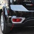 Автомобильный Стайлинг для Dodge Journey JCUV 2013 2014 2015 ABS хромированный задний противотуманный фонарь противотуманная фара Крышка лампы отделка за...