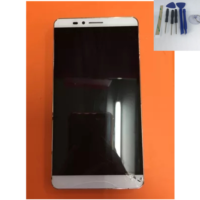 6 0inch For Hasee P9 Helio X10 Octa Core 2560 1440 LCD Display Digitizer Touch Screen