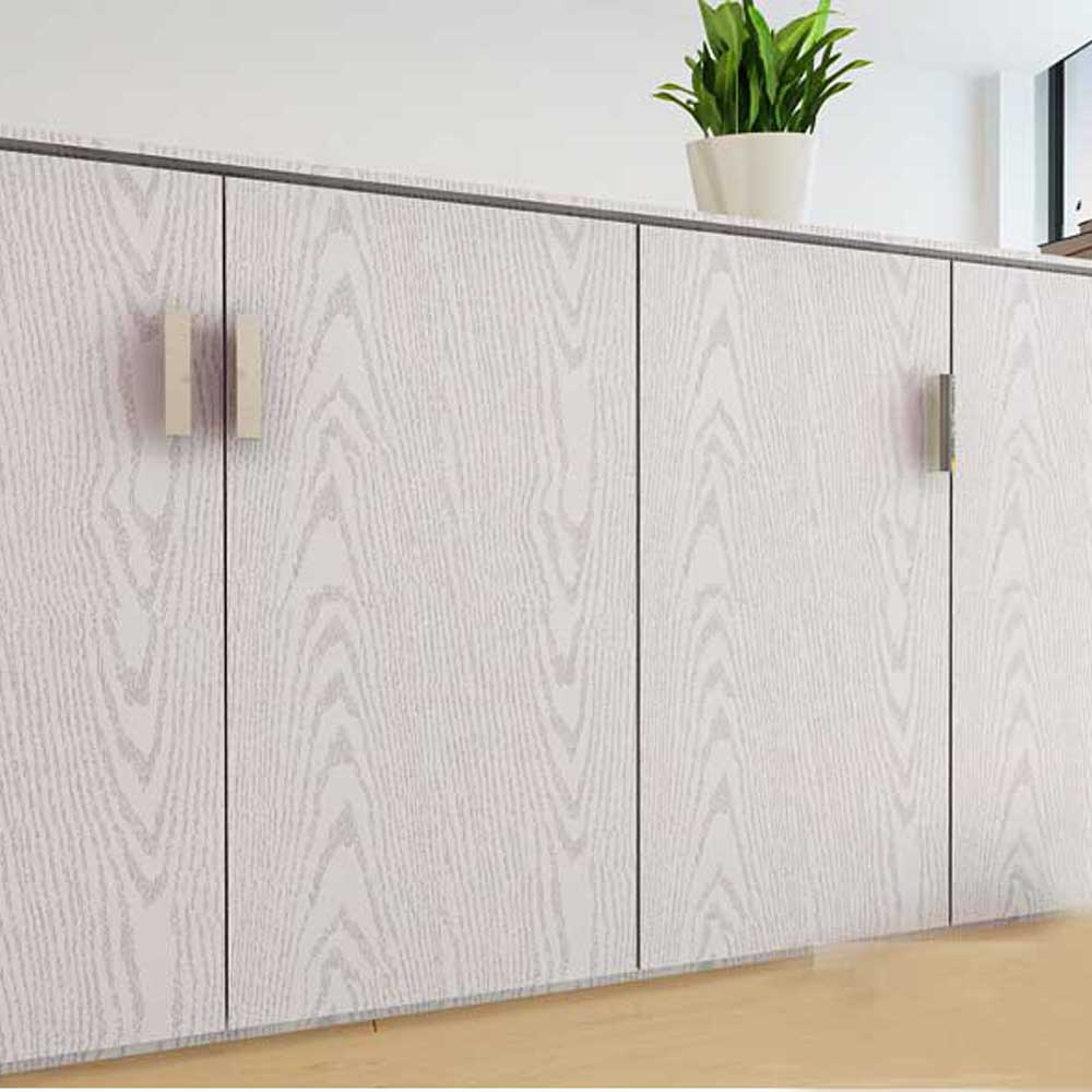 Grey Wall Waterproofing : Grey white stripe wallpaper wood wallpapers self adhesive