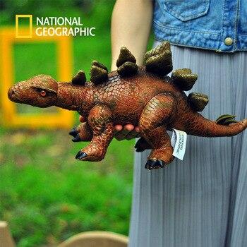 National Geographic  Dinosaur stuffed  toys new arrive plush toys hobbies cartoon  dolls chistmas gift