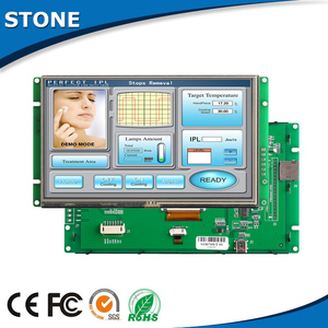 10.1 Inch HMI Panel Used For Industrial Use