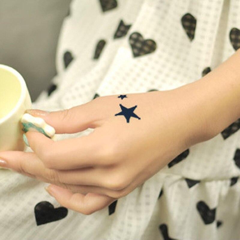 Como Hacer Tatuajes Temporales En Casa Sfb