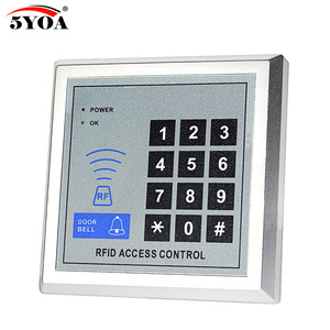 Image 2 - 5YOA RFID Access Control System Device Machine Security Proximity Entry Door Lock Quality