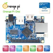 Orange Pi One H3 512MB четырехъядерный процессор с поддержкой ubuntu linux и android mini PC