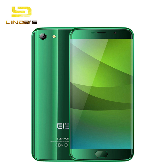 Elephone S7 helio X20 Дека core 4 г мобильный телефон Android 6.0 5.5 дюймов сотовый телефон 4 г Оперативная память 64 г Встроенная память 3000 мАч 13MP 1080 P смартфон