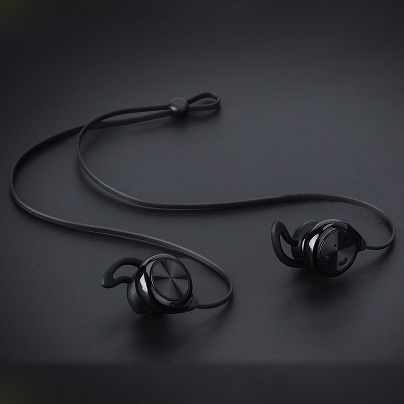 M.uruoi Portable Wireless Headphones Portable Bluetooth Earbuds Stereo Headset Ear Earphones Sport Handsfree For Mobile Phone