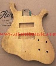 Afanti Musik DIY gitarre DIY e-gitarre körper (AJB-102)