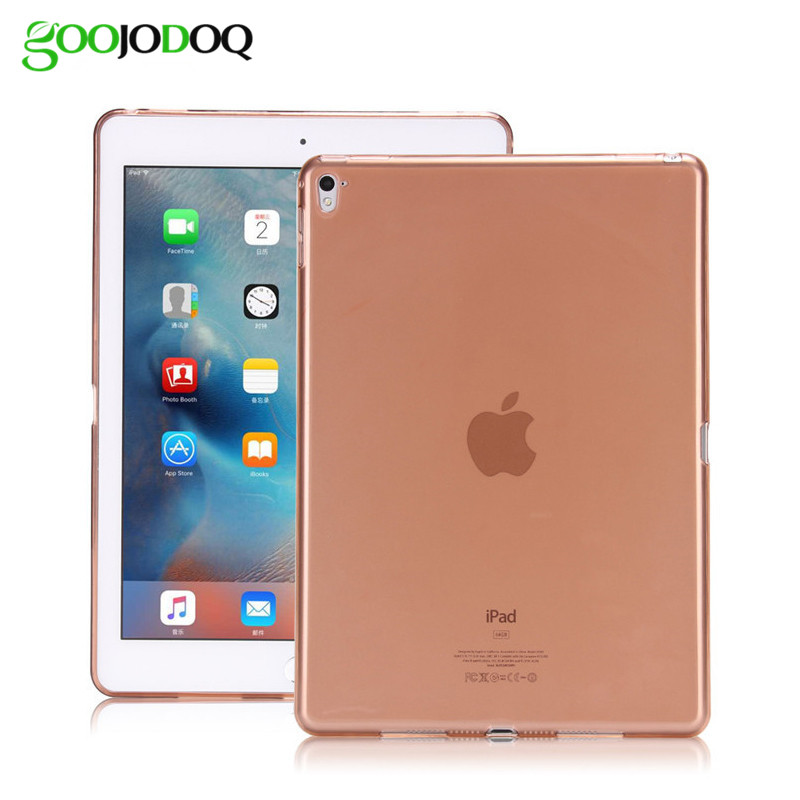 TPU Soft Fashion  Protect Case For IPad Pro 9.7 Matte Transparent Shell Protective Skin for iPad Air 3 Tablet Back Cover A68 high quality thickening tpu silicone cover for ipad air ipad 5 case fashion soft transparent froste cover air1 tablet pc stand