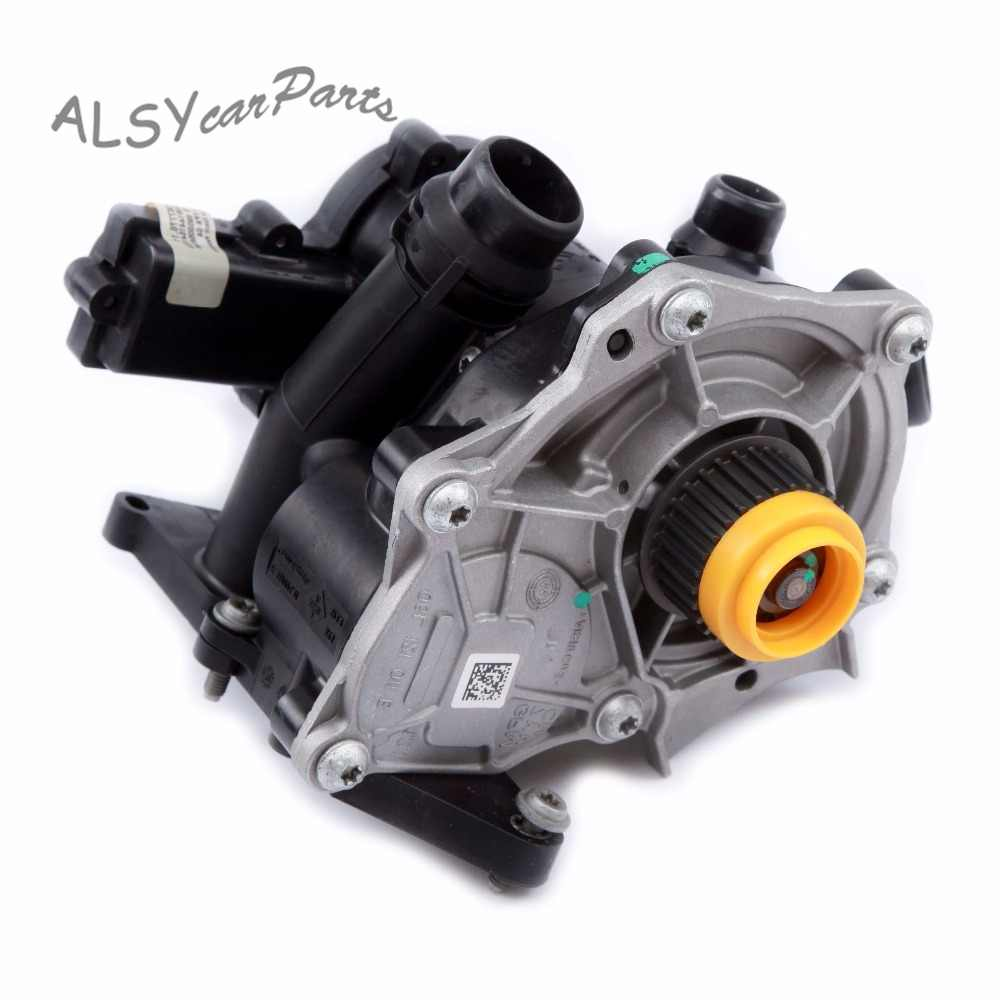 keoghs 06l 121 111 j electronic water pump thermostat housing assembly for audi a4 a6 [ 1000 x 1000 Pixel ]