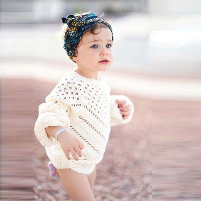 2016 Girls Sweater Pull Over Baby Girls Oversized Sweater Dress Warm Longsleeve Knitwear For Children