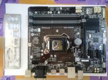 Оригинальная материнская плата для Gigabyte GA-B85M-DS3H-A LGA 1150 DDR3B85M-DS3H-A 32 Гб USB3.0 B85 рабочего Материнская плата Бесплатная доставка