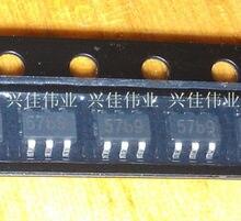 500 PÇS/LOTE Nova TP4057 SOT23-6 SERIGRAFIA: 57BA 57B4 57B9 Chip de Bateria De Lítio