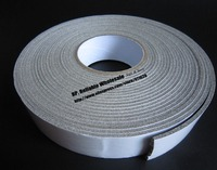 3mm Thick 40mm 5M Full Range Electric Conductiing Foam Gasket For PC Cabinet House TV Monitor