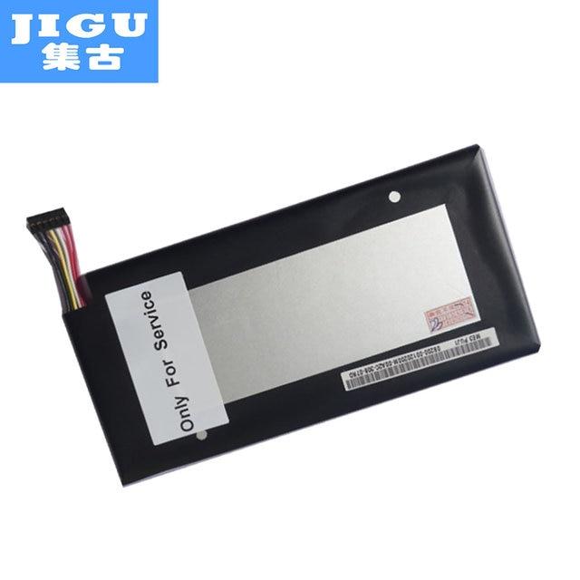 JIGU C11-ME370T Laptop Battery For Asus Nexus 7 8GB/16GB/32GB Rating 4325mAh 3.7V 16Wh Li-Polymer battery Pack