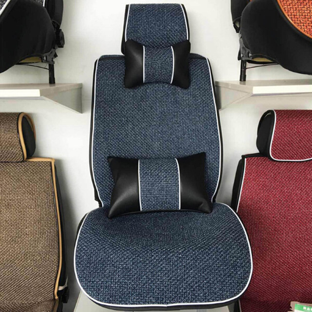 Online Shop Two Pieces Lumbar Support for Office Chair Cojin Lumbar ...