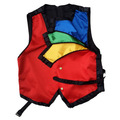 color changing vest,four color changing,waistcoat - trick,close-up,illusions,Accessories,magic trick