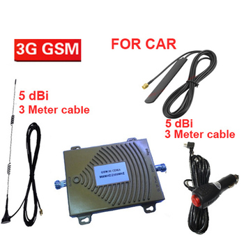 For Russia car booster dual band booster GSM 900Mhz 3G WCDMA 2100Mhz booster 3G repeater for car,GSM 3G repeater car use booster фото