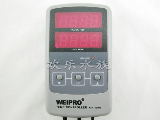 Weipro Digital Heater With controller and LCD MX 1019-in Temperature Control Products from Home & Garden    1