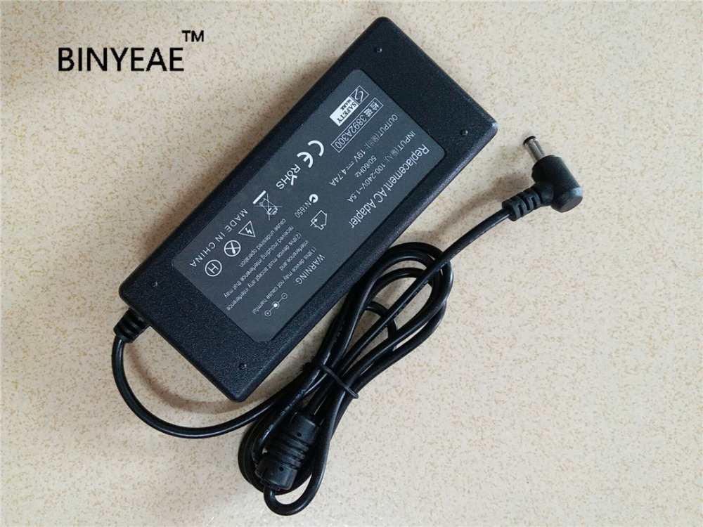 19V 4.74A 90W Universal AC Adapter Battery Charger for ASUS K54L K54V K55V K55VD K55VD-DB51 K55VM Laptop Free Shipping