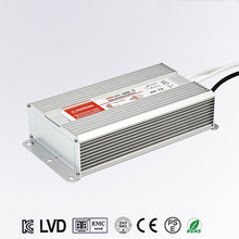 LED Driver Power Supply Lighting Transformer Waterproof IP67 Input AC170-250V DC 12V 250W Adapter for LED Strip LD504 led driver transformer waterproof switching power supply adapter ac170 260v to dc15v 150w waterproof outdoor ip67 led strip
