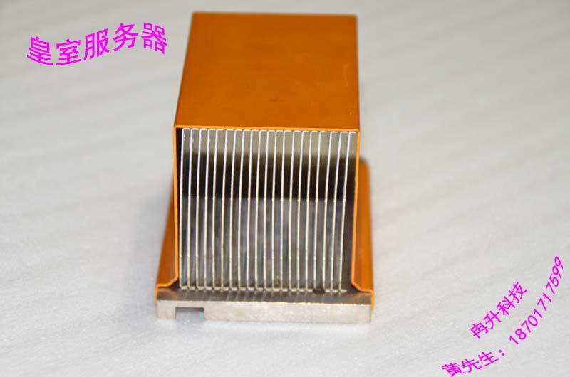 FOR HP DL560 Server CPU heat sink aluminum Cap ventilation around heat sink DIYheat sink radiator