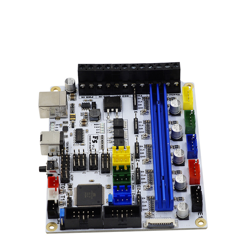 F5 V1.1 controll mainboard 3D Printer motherboard Based on ATMEGA2560 Replace MKS BASE 1.4 & Ramps 1.4 Controller Board f5 v1 2 control board based on atmega 2560 replace mks base 1 4