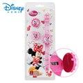 100% Genuine Disney Children Watch Watches MINNIE Brand silicone digital watch for girls 89004-39