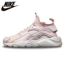 081f99bcdf02 Original New Arrival Official Nike Air Huarache Run Ultra Women s Snowflake  Light Pink Running Shoes Sneakers 762743-884 36-40