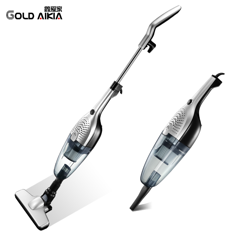GOLD AIKIA Mini Wireless Charge Vacuum Cleaner Home Handheld Car Strong Super Sound-off In Addition To Mites cleaners