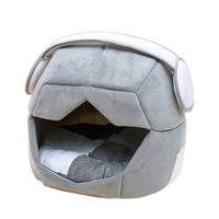 YUYU Breathable Pet Bed House Space Cap Creative Teddy Kennel Puppy Cat's Nest Sofa For Small Dogs
