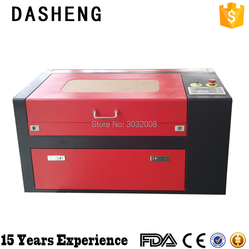 300*500 mm 50W/60w Co2 Laser Engraver Cutting Machine 220V/110V Laser Cutter machine, Carving machine
